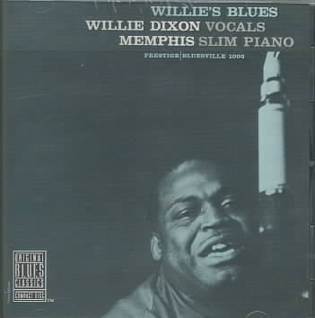 WILLIE'S BLUES BY DIXON,WILLIE (CD)