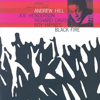BLACK FIRE BY HILL,ANDREW (CD)